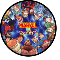 Marvel vs. Capcom sticker image