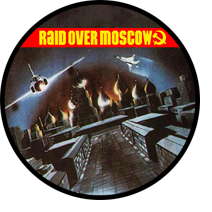 Raid Over Moscow sticker image